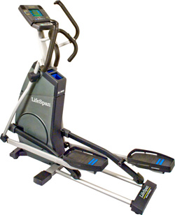 Lifespan EL 3000i Elliptical Reviews