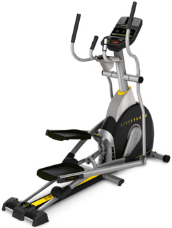 LiveStrong LS8.0E Elliptical Reviews