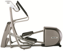 Precor EFX 5.33 Elliptical Reviews