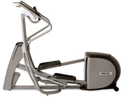 Precor EFX 5.37 Elliptical Reviews