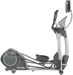 SportsArt E 830 Elliptical Reviews