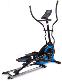 TruPace by Smooth E 220 Elliptical Reviews