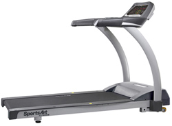 SportsArt 611 Treadmill Reviews