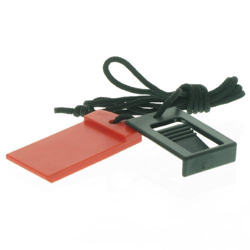 "1"" Safety Key For Proform & Weslo Treadmills Part Number"